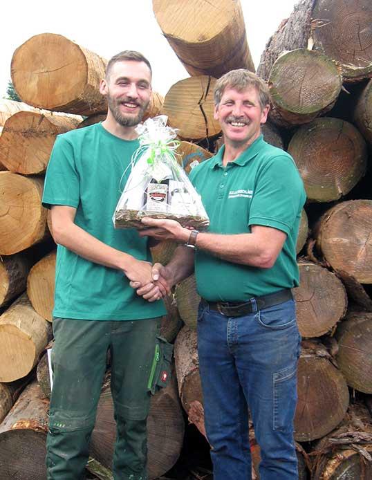 Ausbildung zum Holzbearbeitungsmechaniker